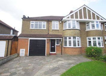 Thumbnail 5 bed semi-detached house for sale in York Avenue, Sidcup, Kent