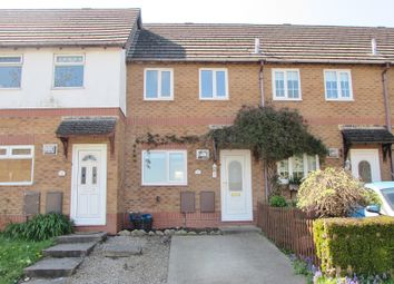 Thumbnail 2 bed terraced house to rent in St Michaels Way, Brackla, Bridgend.