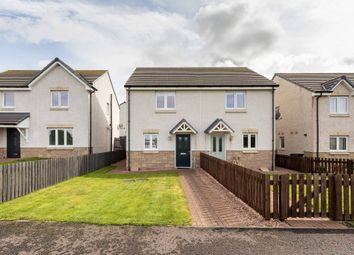 Thumbnail 2 bed semi-detached house for sale in Provost Milne Gardens, Arbroath, Angus