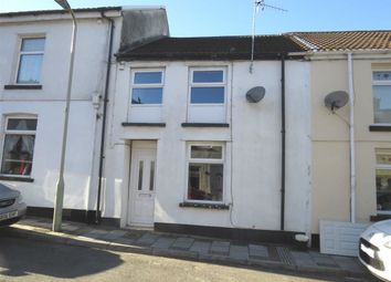 Thumbnail 3 bed terraced house for sale in Britannia Street, Porth