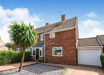 Thumbnail 3 bed semi-detached house for sale in Broadway West, Gosforth, Newcastle Upon Tyne, Tyne And Wear