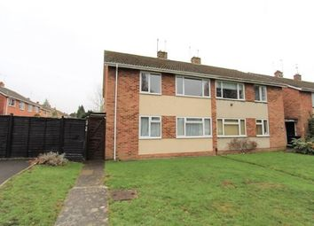 Thumbnail 2 bedroom flat to rent in Gaston Avenue, Keynsham, Bristol