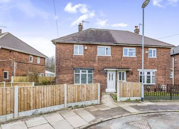 Thumbnail 3 bedroom semi-detached house to rent in Thatcham Green, Longton, Stoke-On-Trent