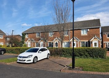Thumbnail 2 bed terraced house to rent in Shawdon Close, Newbiggin Hall, Newcastle Upon Tyne