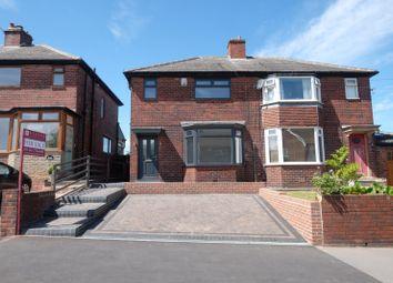 Thumbnail 3 bed semi-detached house for sale in Derbyshire Lane, Norton Lees, Sheffield