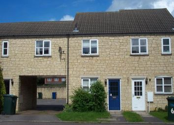 Thumbnail 2 bed end terrace house to rent in Avocet Way, Bicester