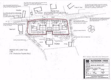 Thumbnail Land for sale in Bryneglwys, Corwen