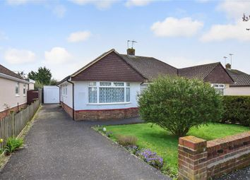 Thumbnail 3 bed semi-detached bungalow for sale in Sunnymead Drive, Waterlooville, Hampshire