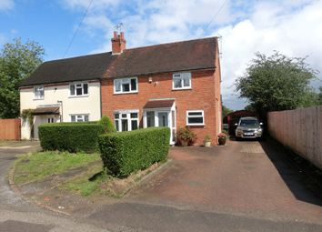 Thumbnail 3 bed semi-detached house for sale in Silver Street, Wythall/Kings Norton, Birmingham