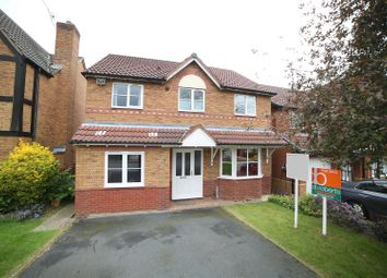 Thumbnail 4 bed property for sale in Norwich Drive, Telford