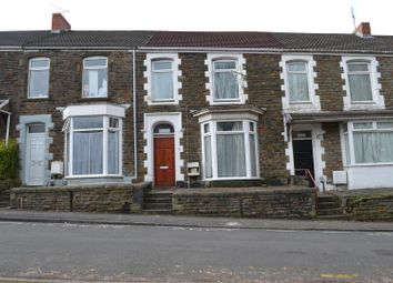 Thumbnail 5 bed terraced house for sale in Stanley Terrace, Mount Pleasant, Swansea