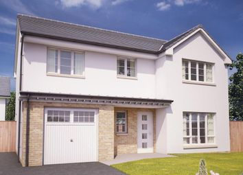 "Thumbnail 4 bed detached house for sale in ""The Dochart"" at Perceton, Irvine"