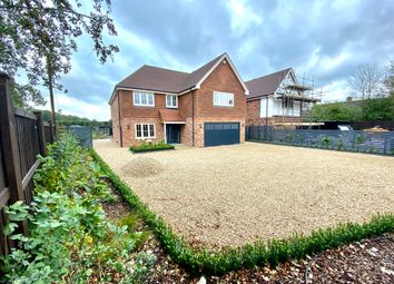 4 bed detached house for sale in Vicarage Lane, Hound Green, Hook RG27