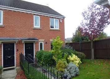 Thumbnail 3 bed semi-detached house for sale in Boundary Close, Ushaw Moor, Durham