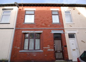 Thumbnail 3 bed terraced house for sale in Everton Road, Blackpool