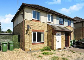 Thumbnail 3 bedroom semi-detached house for sale in Lime Tree Close, Yaxley, Peterborough