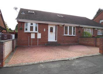Thumbnail 4 bedroom semi-detached bungalow for sale in Osler Street, Edgbaston, Birmingham