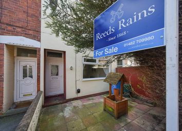 Thumbnail 2 bed terraced house for sale in Selinas Crescent, Rosmead Street, Hull, East Yorkshire