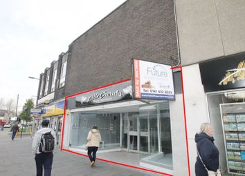 Thumbnail Commercial property for sale in 134, High Street, Dumbarton G821Pq