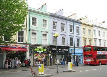 Thumbnail 3 bed flat to rent in Pembridge Road, London