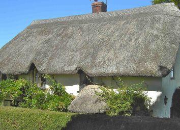 Thumbnail 3 bed detached house for sale in Puddington, Tiverton, Devon