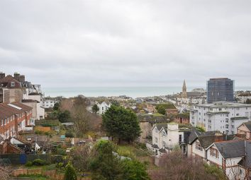 Thumbnail 3 bedroom flat to rent in Apartment 15, 33 De Cham Road, St. Leonards-On-Sea, East Sussex.