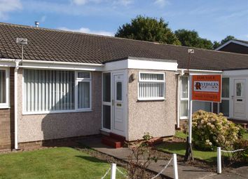 2 bed terraced bungalow for sale in Windermere Close, Cramlington NE23
