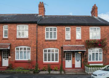 Thumbnail 3 bed terraced house for sale in Weldon Road, Broadheath, Altrincham