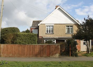 Thumbnail 3 bed semi-detached house for sale in Worsley Road, Gurnard, Cowes