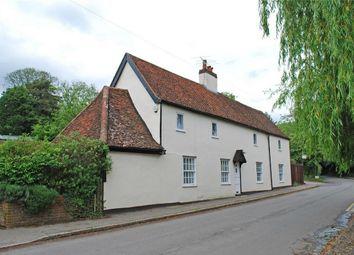 Thumbnail 3 bed cottage for sale in Walkern Road, Benington, Stevenage, Hertfordshire
