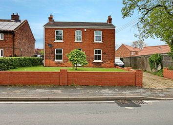 Thumbnail 4 bed detached house for sale in Spruce Lane, Ulceby, Lincolnshire