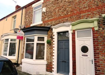 Thumbnail 2 bed terraced house for sale in Buckingham Road, Stockton-On-Tees