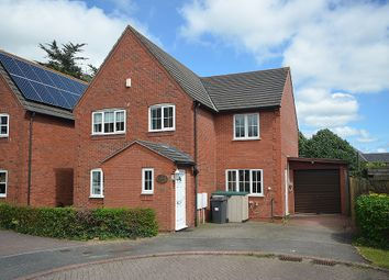 Thumbnail 5 bedroom detached house for sale in Edgbaston Mead, Copperfields, Exeter