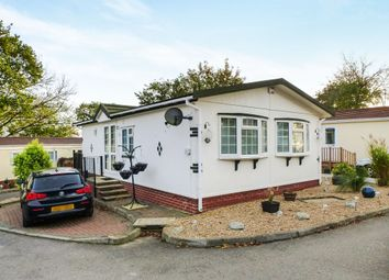 Thumbnail 2 bed mobile/park home for sale in Blueleighs Park Homes, Great Blakenham, Ipswich