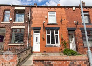 Thumbnail 2 bed terraced house for sale in Shipton Street, Bolton, Greater Manchester