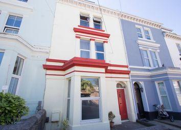 Thumbnail 1 bedroom flat for sale in Walker Terrace, Plymouth