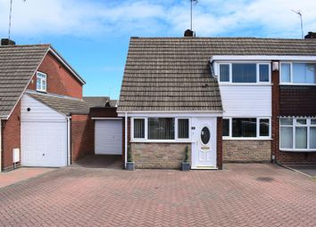 Thumbnail 4 bed semi-detached house for sale in The Raywoods, Nuneaton