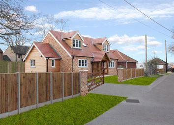 Thumbnail 4 bed detached bungalow for sale in Carr Lane, Poringland, Norwich, Norfolk