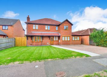 Thumbnail 6 bed detached house for sale in Boyce Crescent, Old Farm Park, Milton Keynes