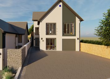 Thumbnail 4 bed detached house for sale in Luscombe View, Badlake Hill, Dawlish, Devon