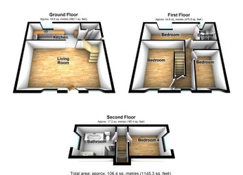 Thumbnail 4 bed detached house for sale in Herberdeg Road, Pontyates, Llanelli