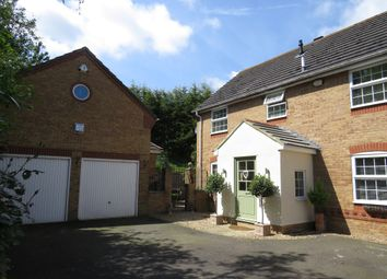 Thumbnail 4 bedroom detached house for sale in Charlock Drive, Stamford