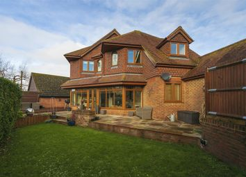 Kingfisher House, 4 Stoney Road, Dunkirk ME13. 4 bed detached house for sale