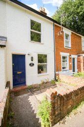 Thumbnail 2 bed terraced house to rent in Waverley Road, Weybridge