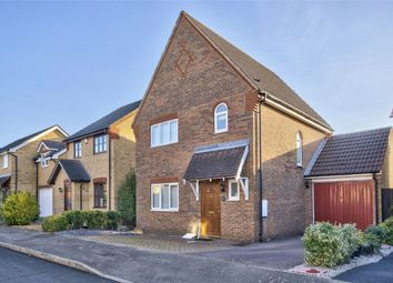 Thumbnail 3 bed detached house for sale in Hawk Drive, Hartford, Huntingdon, Cambridgeshire