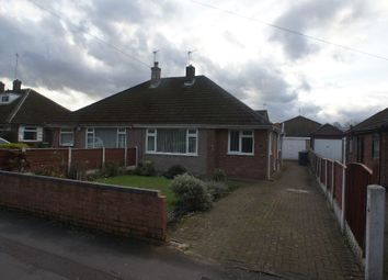 Thumbnail 2 bed semi-detached bungalow for sale in Longbarn Lane, Woolston, Warrington