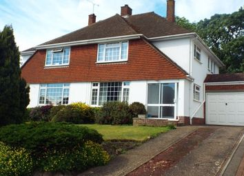 Thumbnail 3 bed semi-detached house to rent in Trellyn Close, Barming, Maidstone