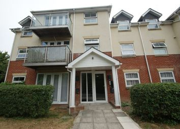 Thumbnail 2 bed flat to rent in River Way, Andover