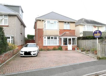 Thumbnail 4 bed detached house for sale in Norton Road, Talbot Park, Bournemouth