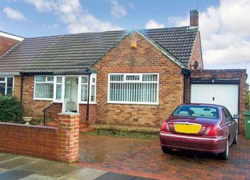 Thumbnail 2 bed bungalow for sale in Horton Avenue, Bedlington